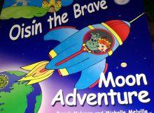 Oisín the Brave - Moon Adventure