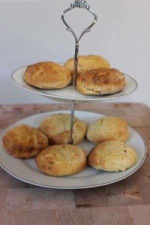 dairy free delicious scones
