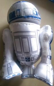 R2D2 Teddy