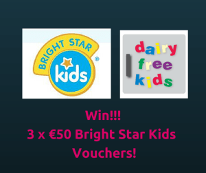 Win! 3 x €50 Bright Star Kids Vouchers! (1)