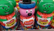 Bassetts Licquorice Allsorts and Jelly Babies
