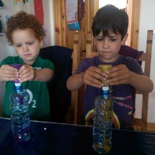 Sensory Bottles