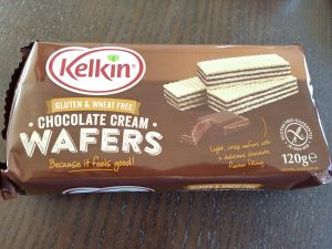 Kelkin Chocolate Cream Wafers