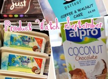 Dairy Free Product Watch Sept