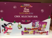 choc selection box