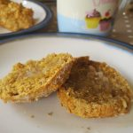 dairy free brown scones