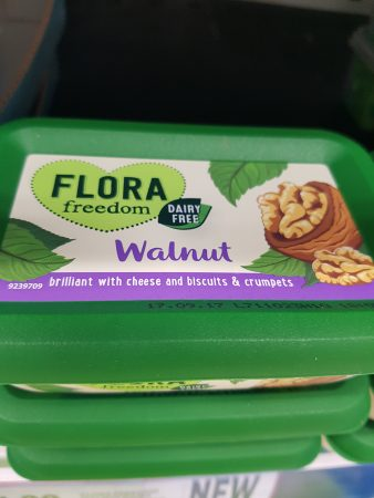 Flora Freedom Walnut