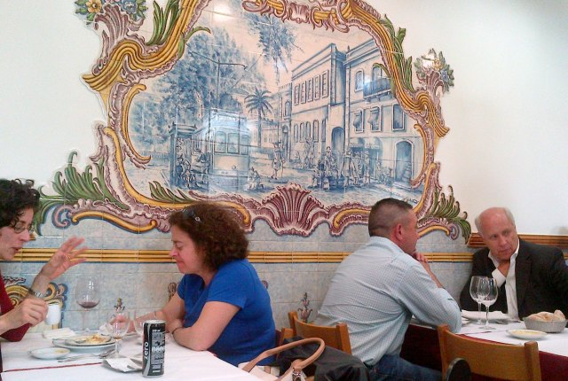Lisbon, Day One