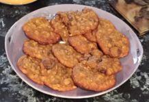 Recipe B cookies