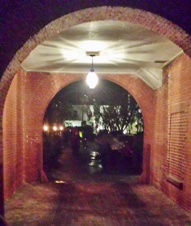 Circa 1886 Entrance