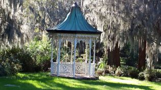 Gazebo at Magnolia Plantation