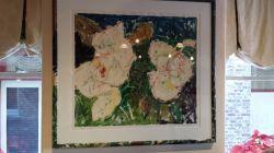 Magnolias painting 2