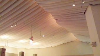 Ceiling at Morimoto's