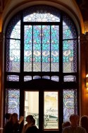 Mayor Hall Central Stained Glass