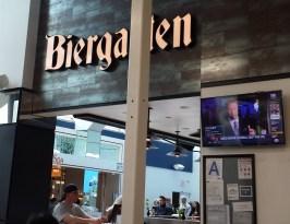 Biergarten in LaGuardia Airport Terminal C