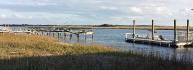 The View from Bowens Island Restaurant