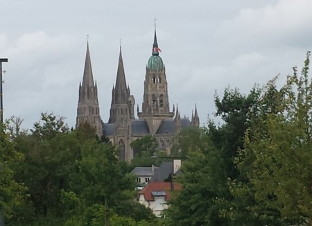 Bayeux Day Trip During Three Week Rouen Residency