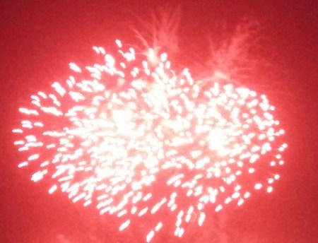 Fete Nationale Fireworks Cap Off Thrilling Rouen July 14