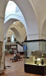 National Archaeology Museum Interior
