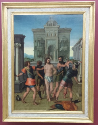 The Flagellation of Christ from Sixteenth Century