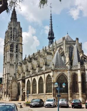 Eglise Notre-Dame Caudebec-en-Caux