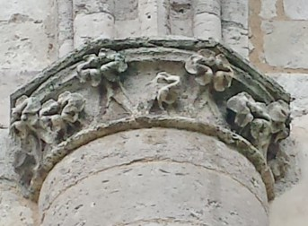 Jumieges Abbey Capital