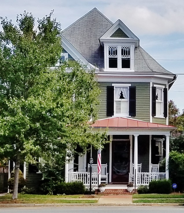 Fredericksburg Victorian Home 2