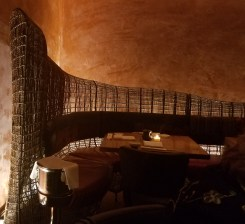 Nobu Fifty Seven Seating Decor