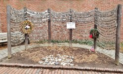 Old North Church Memorial Garden