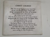 Old North Church Sign