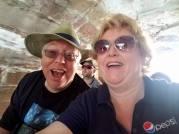 Double Selfie on BoatRide