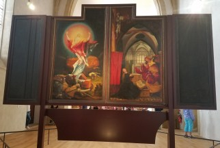 The Resurrection and The Annunciation
