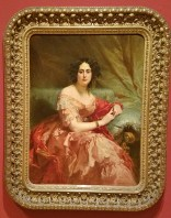 Portrait of a Woman by Edouard Dubufe