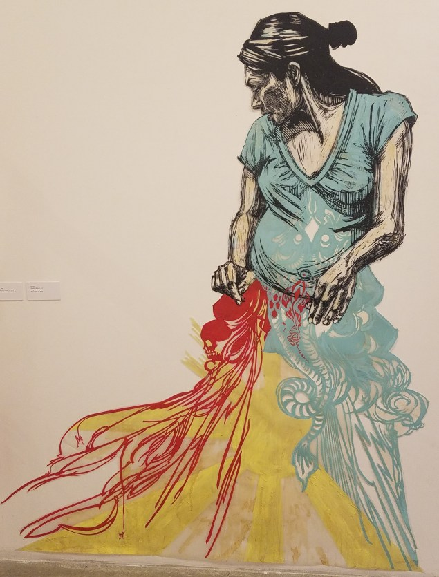 Swoon, Untitled