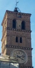 Campanile of Santa Maria in Trastevere
