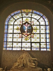 Stained Glass, Eglise Saint-Sulpice