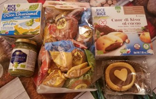 The Products I brought home from Mea Libera Tutti