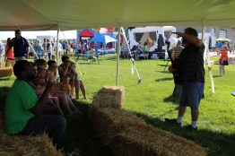 Family Fun at the 2016 Breakfast on the Farm