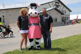 Thank you Pagel's Ponderosa Dairy - the Family Farm that hosted the 2016 Kewaunee County Breakfast on the Farm #LoveBOTF
