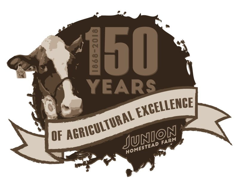 Junion Homestead Farm celebrates 150 years in 2018!