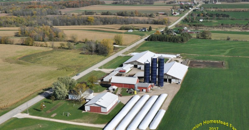 Q&A with our 2018 Host Family – Junion Homestead Farm