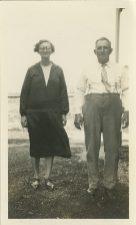 Joseph & Juliet Junion (3rd generation Junion Homestead Farm)