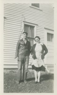 John & Josephine Deprey (Magdalene Junion's parents; she's 4th generation Junion Homestead Farm)