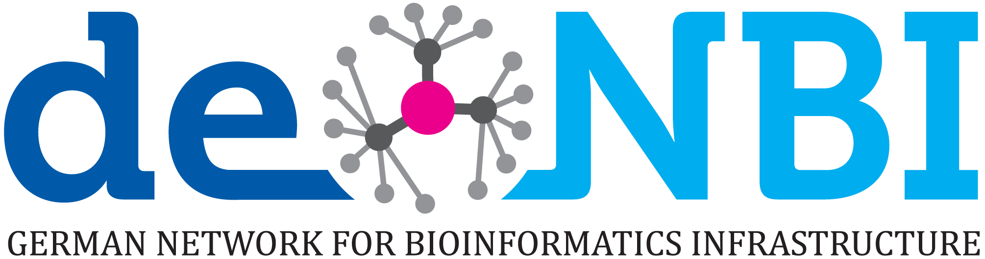 German Network for Bioinformatics Infrastructure