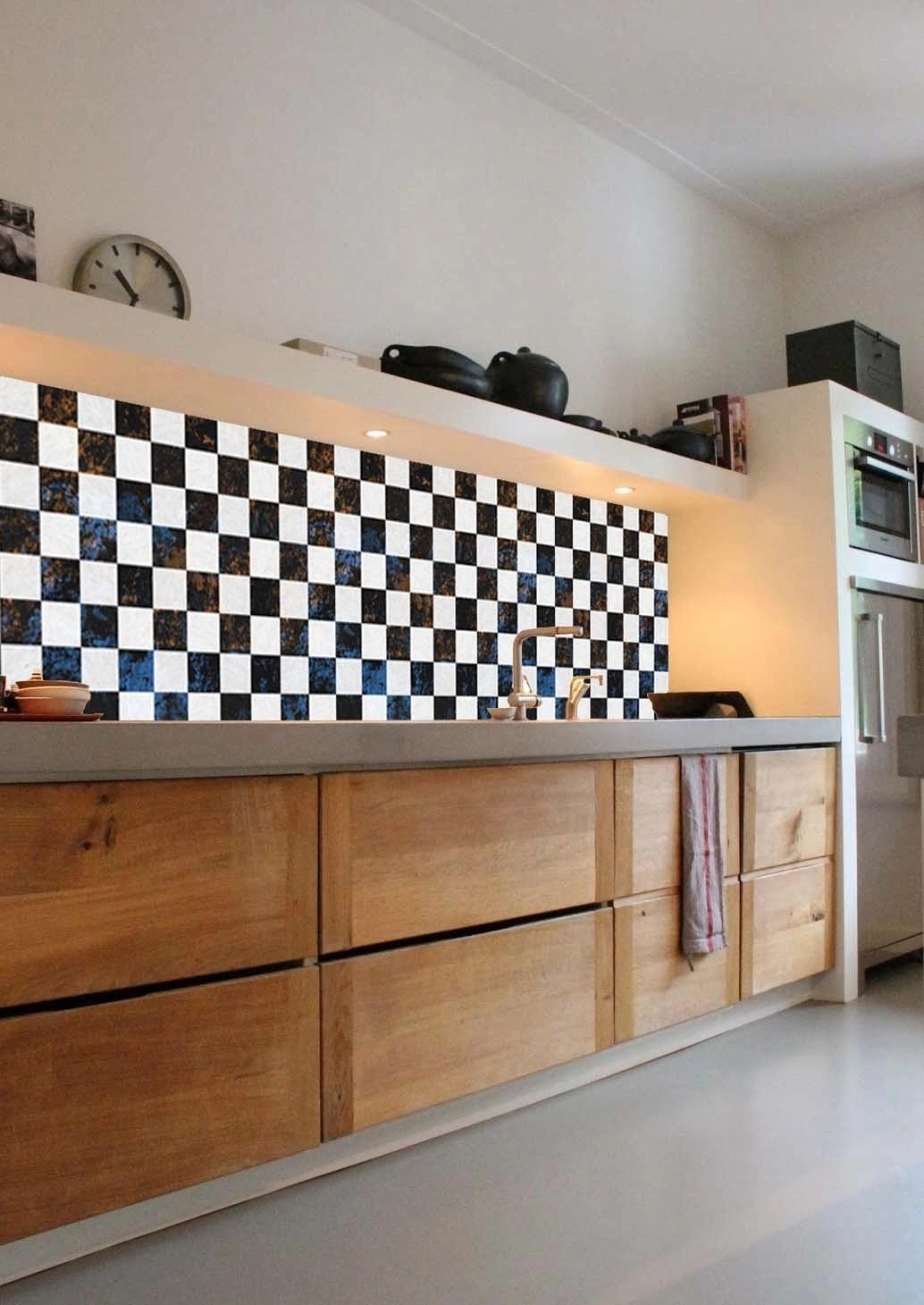 Kitchen Wall Wallpaper Daisies Pie .