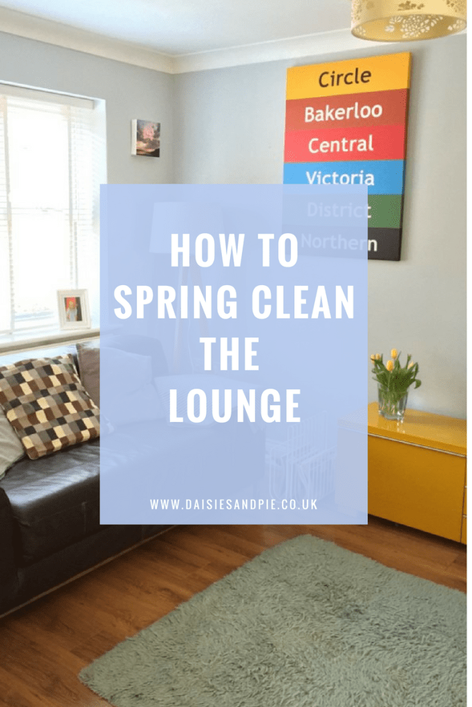 How to spring clean the lounge, spring cleaning checklists, cleaning tips