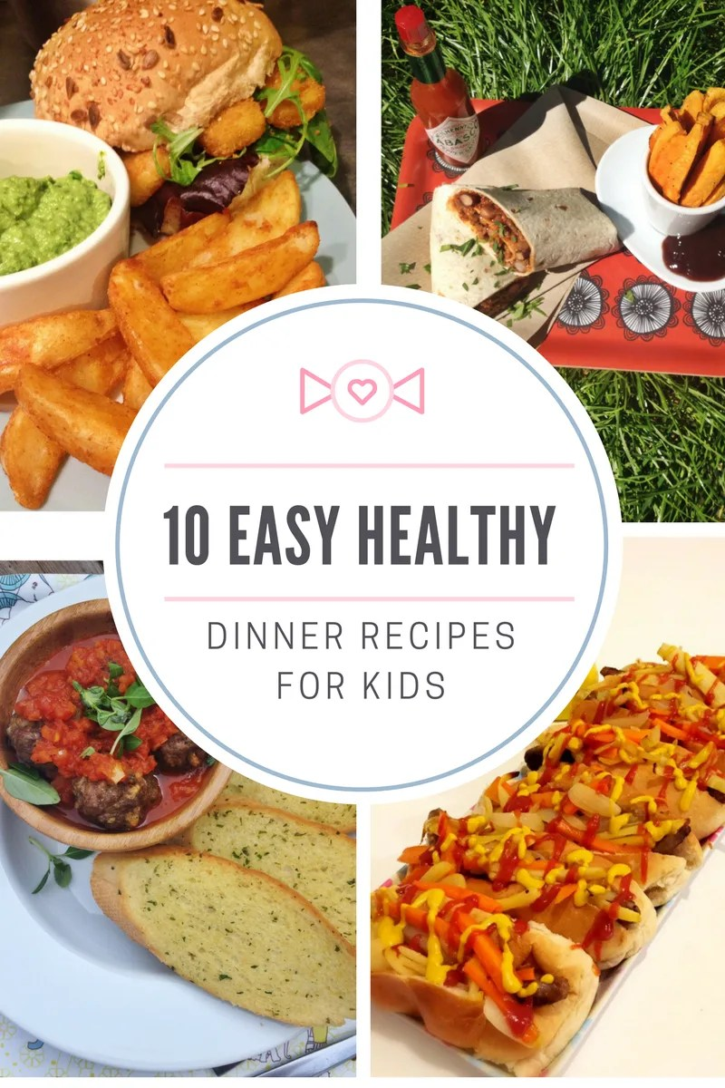 10 easy healthy dinner recipes for kids daisies pie 10 easy healthy dinner recipe for kids kids dinner recipes family dinner recipes forumfinder Images