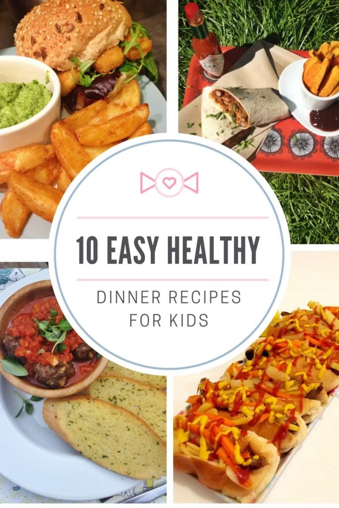 10 easy healthy dinner recipe for kids, kids dinner recipes, family dinner recipes