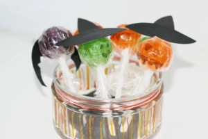 halloween lollies, how to make halloween lollies, quick party food for Halloween