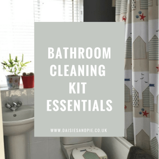 Bathroom cleaning kit essentials, homemaking tips, cleaning tips
